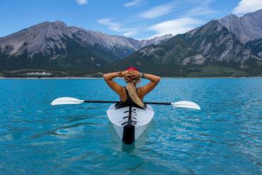 Paddle, paddle, paddle